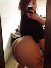 Selfie from buttlover