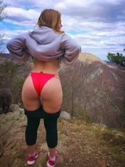Lana's big ass